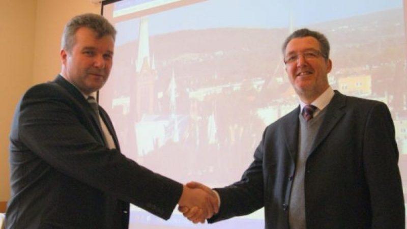 Gimnazjum nr 2 od 10 lat współpracuje ze szkołą w Leverkusen