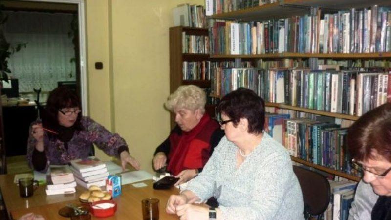 Klub Przyjaciół Biblioteki na Ostrogu