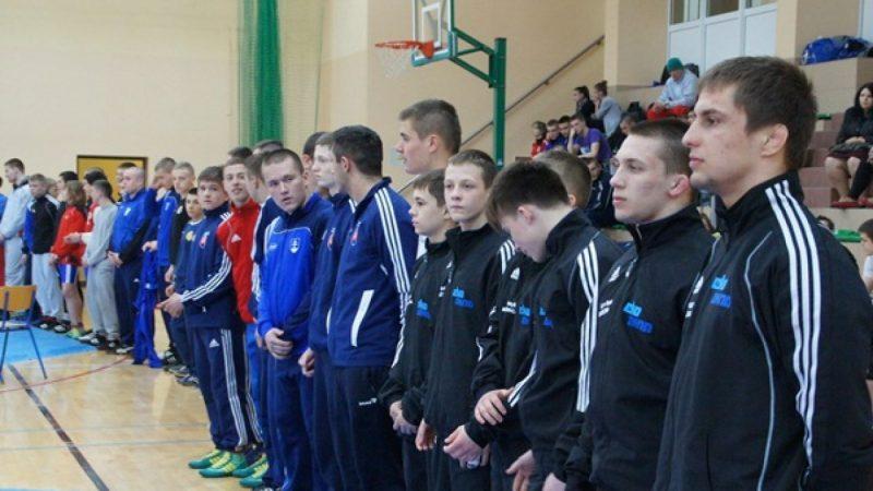 Mistrzostwa Polski w zapasach w Rudniku