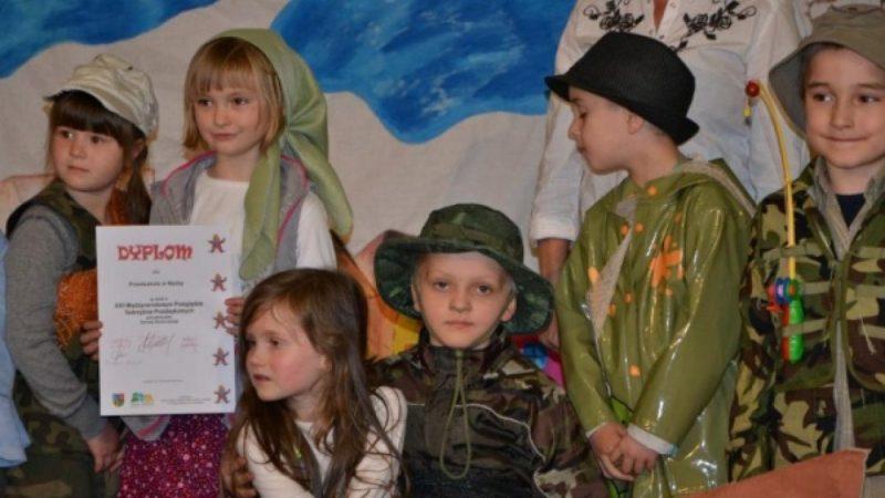 Przegląd teatrzyków przedszkolnych