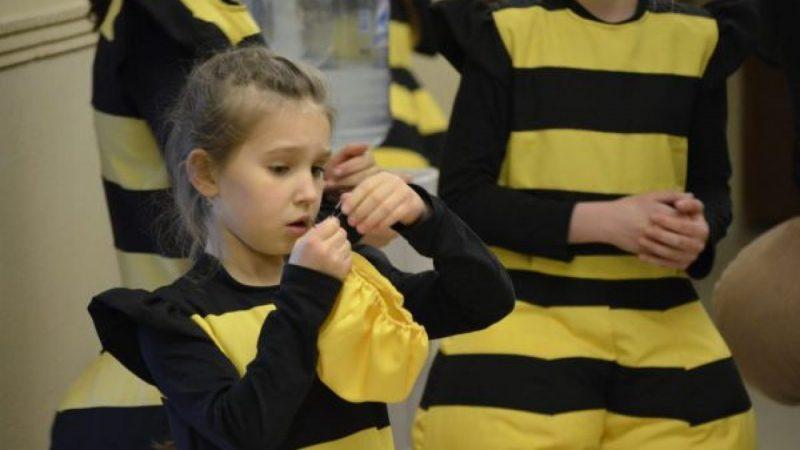 Teatr Dziecięcy Miodzio na deskach RCK