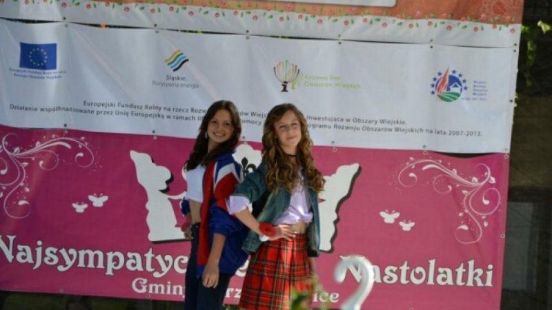 Najpiękniejsza miss nastolatek w Krzyżanowicach wybrana