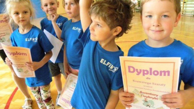 Turniej przedszkolaków
