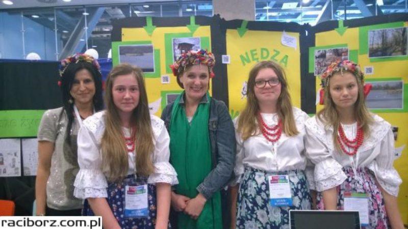 Uczniowie z Nędzy w Warszawie