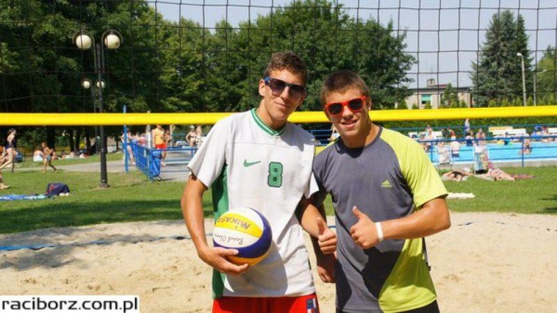 Mistrzostwa Raciborza w siatkówce plażowej