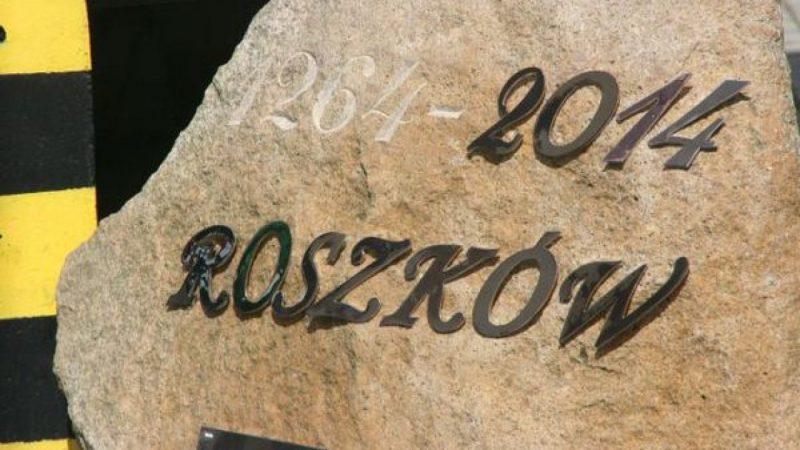 750 lecie Roszkowa
