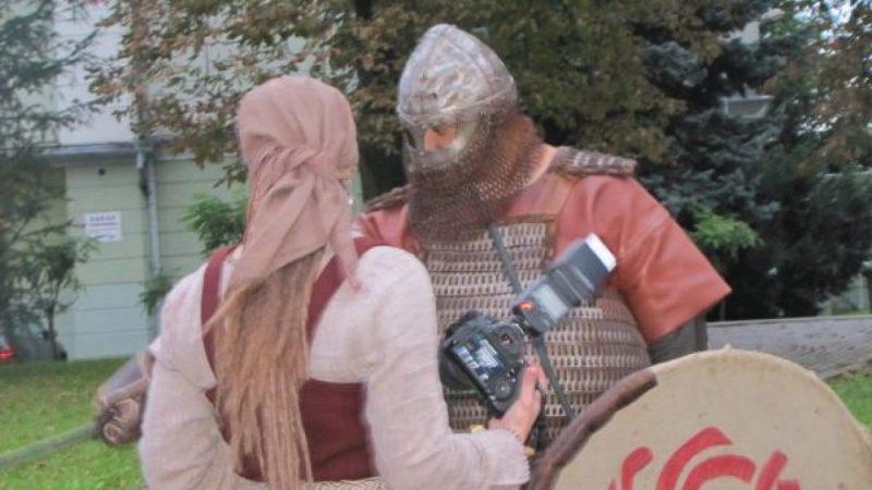 Magiczne czasy średniowiecza. Wakacyjne obozowisko RCK
