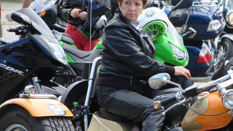 Prada motocykli w ramach IV Zlotu Hanysy 2014