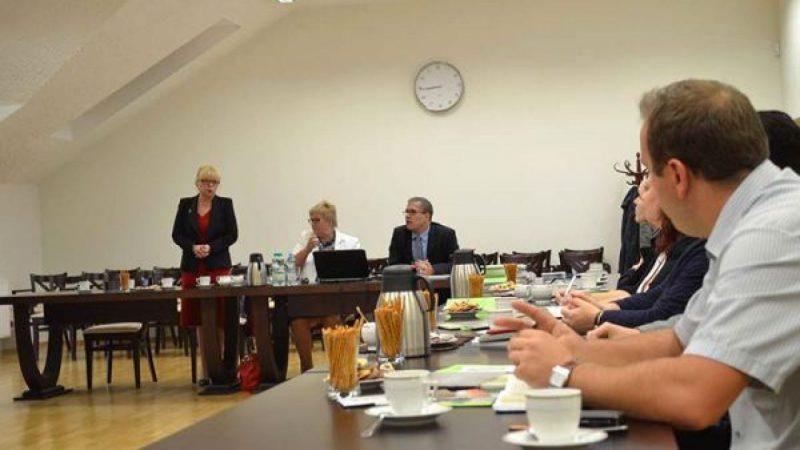 Spotkanie WFOŚiGW w Pawłowicach