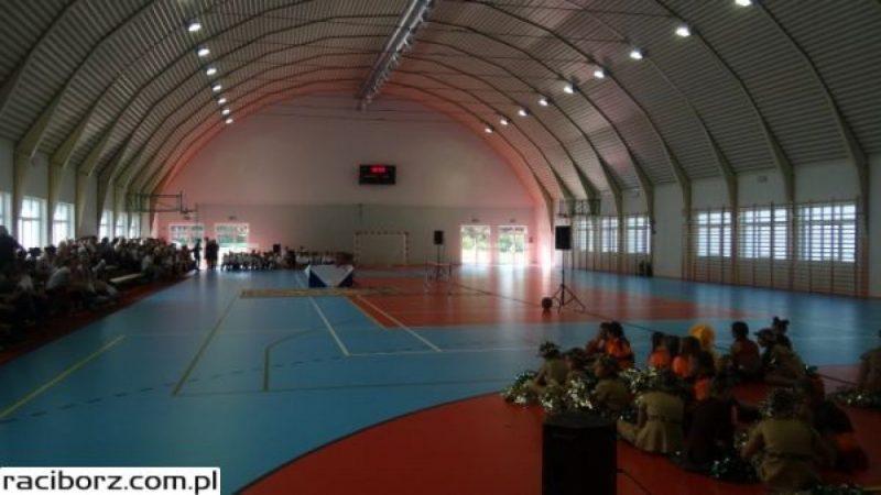 Otwarcie hali sportowej w Krzanowicach