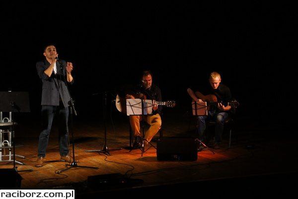 Koncert Mateusza Piecowskiego w Kuźni