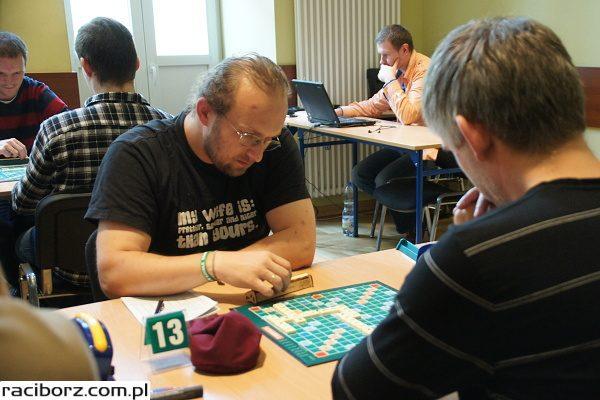 Mistrzostwa Raciborza w Scrabble