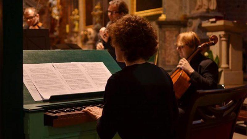 Koncert w Starym Opactwie w Rudach