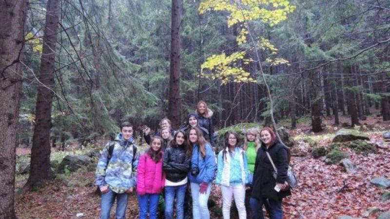 Uczniowie z Kornowaca pojechali do Czech