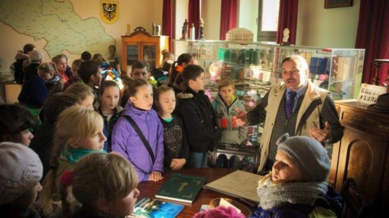 Wycieczka dzieci do Łubowic