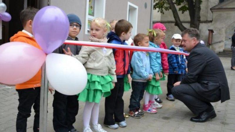 Otwarcie przedszkola w Bieńkowicach