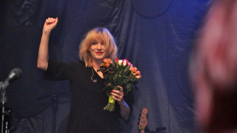 Mela Koteluk zaśpiewała w Rydułtowach