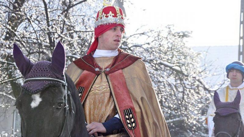 Orszak Trzech Króli w Brzeziu
