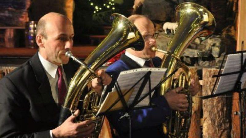 Nieszpory kolędowe w wykonaniu orkiestry Rafako