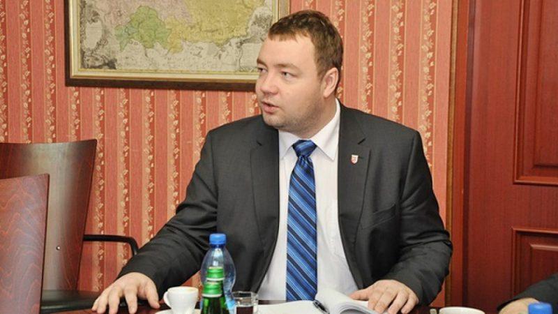 Martin Víteček - nowy primátor  Opawy w Raciborzu