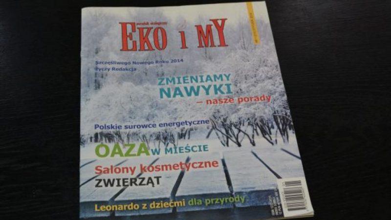 WFOŚiGW dofinansowuje czasopisma dla oświaty