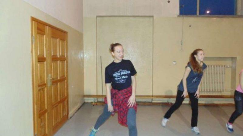 Warsztaty tańca w PWSZ