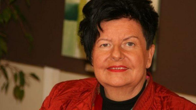 Spotkanie z profesor Senyszyn w Radlinie