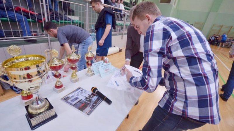 Rafako zwycięzcą siatkarskiego turnieju zakładów pracy