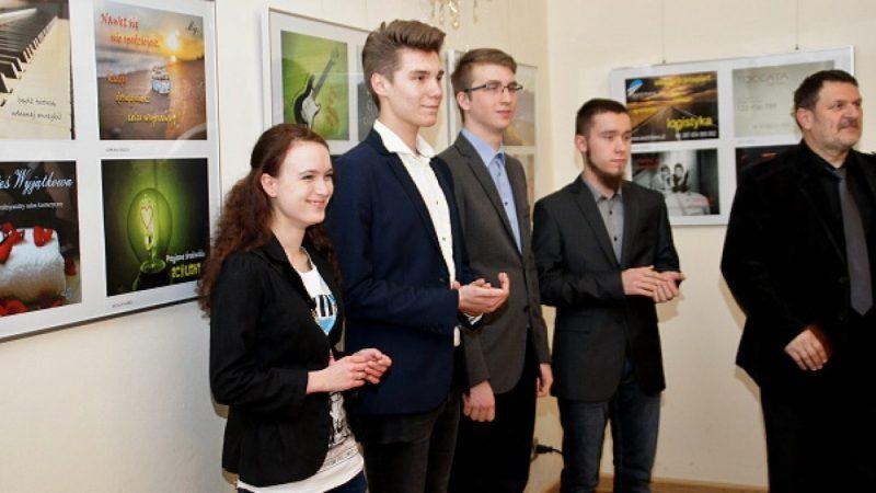 Wystawa prac uczniów Ekonomika