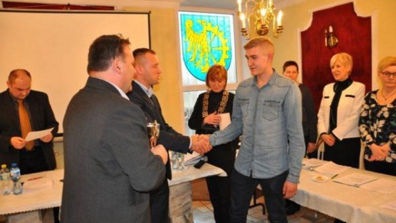 Sportowcy Roku 2014 gminy Kuźnia Raciborska nagrodzeni