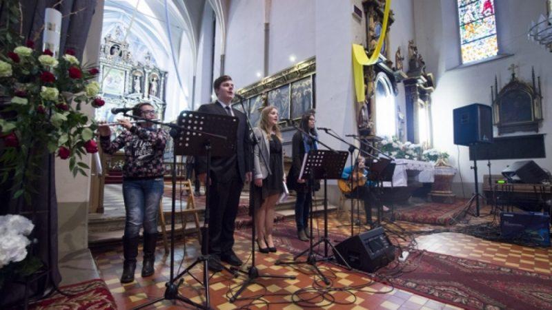 Koncert ku czci św. Jana Pawła II