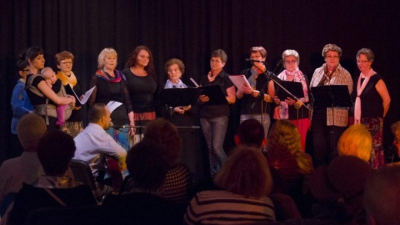 Koncert chóru Vivo w Raciborskim Centrum Kultury