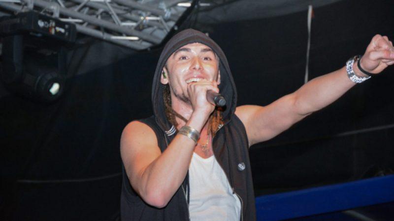 Kamil Bednarek wystąpił w Nędzy
