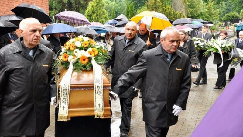 Pogrzeb prezydenta Jana Osuchowskiego