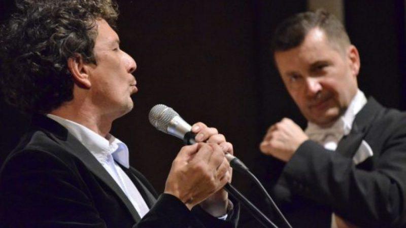 Jacek Wójcicki oczarował publiczność w RCK