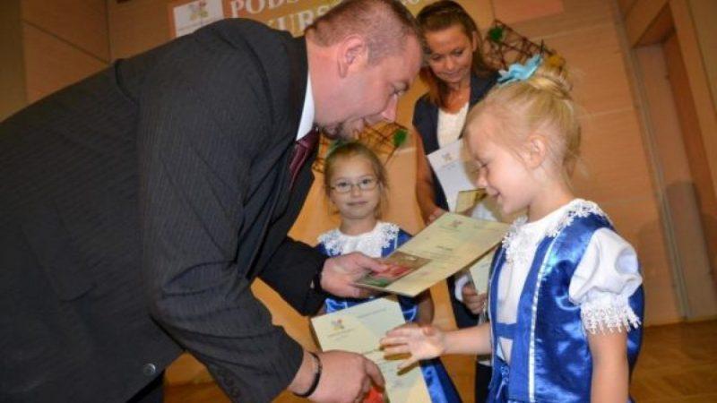 Najlepsi uczniowie z gminy Krzyżanowice wyróżnieni