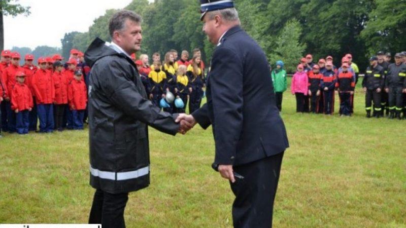 Zawody Sportowo-Pożarnicze o Puchar Wójta Gminy