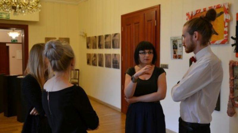 Studenci Instytutu Sztuki bronili się na Zamku Piastowskim