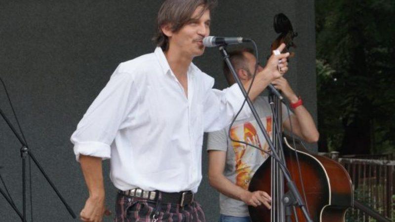 Energetyczny koncert Zgredybillies w Parku Roth
