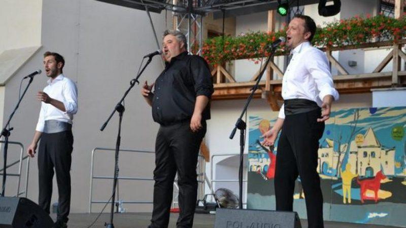 Trzej tenorzy na Zamku Piastowskim