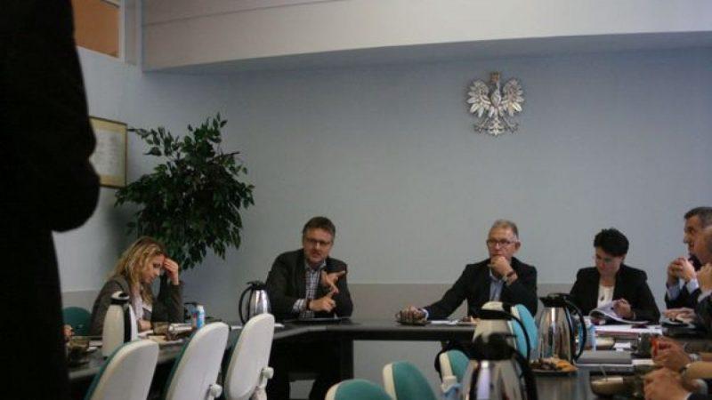 Posiedzenie Konsultacyjnej Rady Gospodarczej