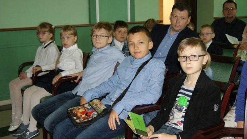 Uniwersytet Dziecięcy w Raciborzu: Inauguracja roku akademickiego