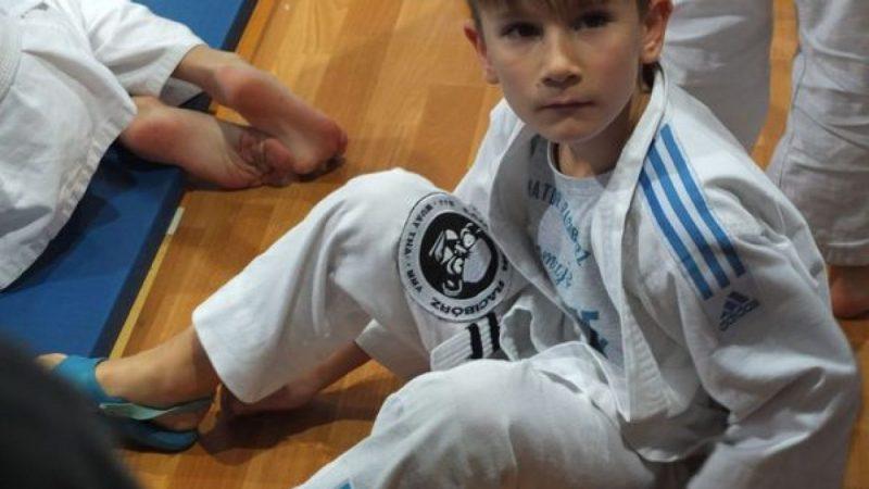 Medale dla najmłodszych Łamatorów na początek sezonu
