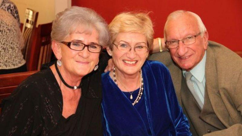 Seniorzy świętowali w restauracji Raciborskiej