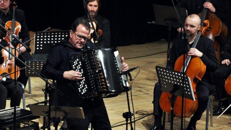 Koncert Richarda Galliano & Sinfonietty Cracovia