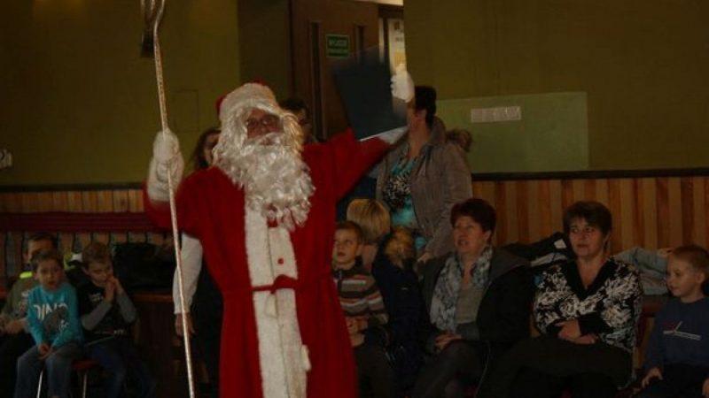 Święty Mikołaj w Borucinie