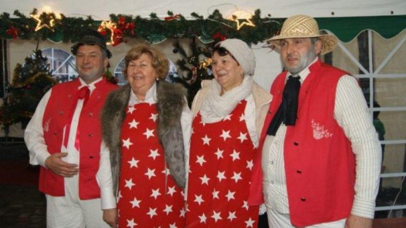 Weihnachtsfest w Krzyżanowicach