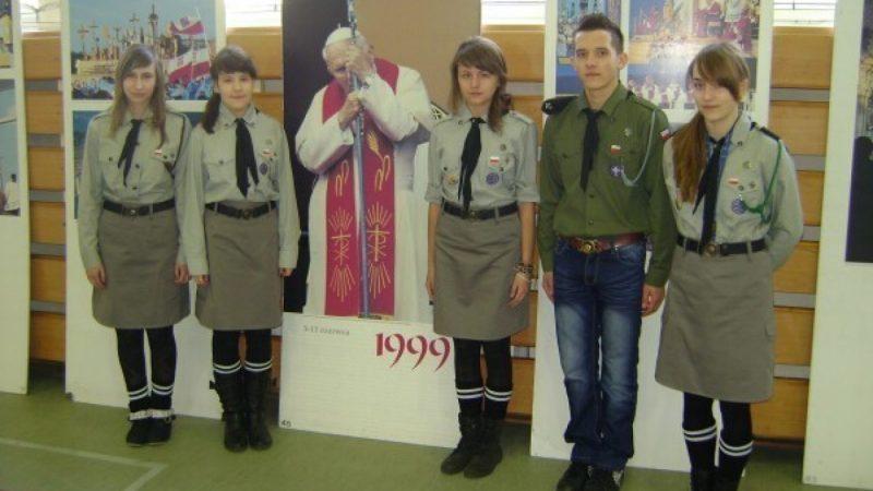 Wystawa papieska w Baborowie