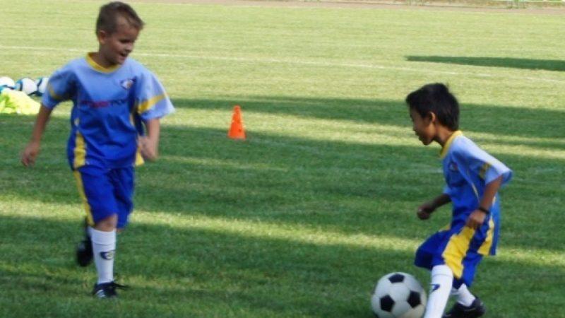 Młodzi piłkarze zakończyli sezon