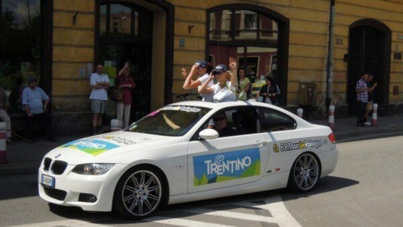 Tour de Pologne - rondo przy starej komendzie